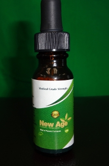 Half Full 7.5ml - Pure Wild Mediterranean Oregano Oil